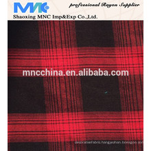rayon yarn dyed fashion fabric