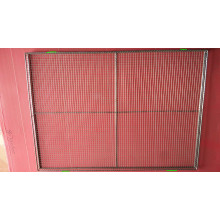 Stainless Steel Welded Mesh Tray