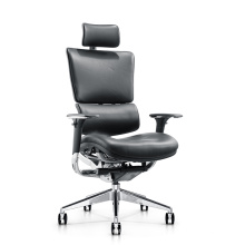 24Hours Office Seating High Quality Leather Ergonomic Executive Office Chair
