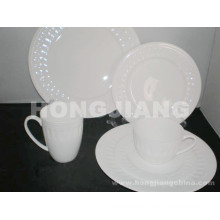 Bone China Dinner Set (HJ068010)