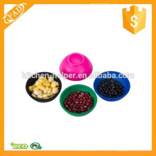 Heat and Slip Resistant Different Colors Mini Condiment Pinch Bowl