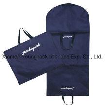 Custom Printed Non-Woven PP Suit Cover Garment Bag