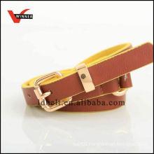 Customized fashion ladies belt models