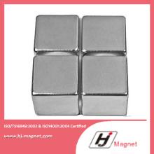 Alta potência forte neodímio ímã de bloco com ISO9001 Ts16949