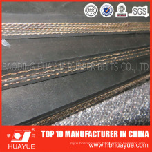 Oil Resistant, Ep Conveyor Belt for Oil Material