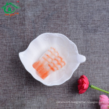 shopping Wholesale Cheap Price Small Type Ceramic Sushi Dish For Hotel Restaurant Home Used