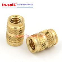 Brass Threaded Insert Nut with Good Performance-Price