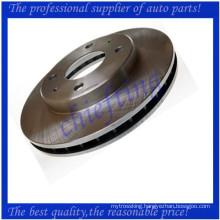 MR205584 30872926 51712-M2000 BG3116 DF2798 for HYUNDAI Mitsubishi VOLVO brake disc rotor