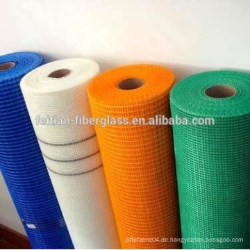 Arten von yuyao ITB 160gr Alkali resistent Glasfaser Mesh