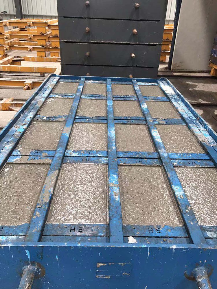 Precast Concrete Mould