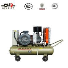 Compresor de aire de tornillo compresor de tornillo rotativo portátil DLR Dlr-40aop