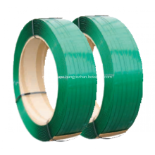 High strength Green PET strapping