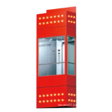 Fjzy Panoramic Cheap Elevator-Ascensor2042