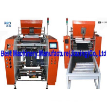 Good Quality Fully Automatic HDPE Wrap Film Rewinding Machine