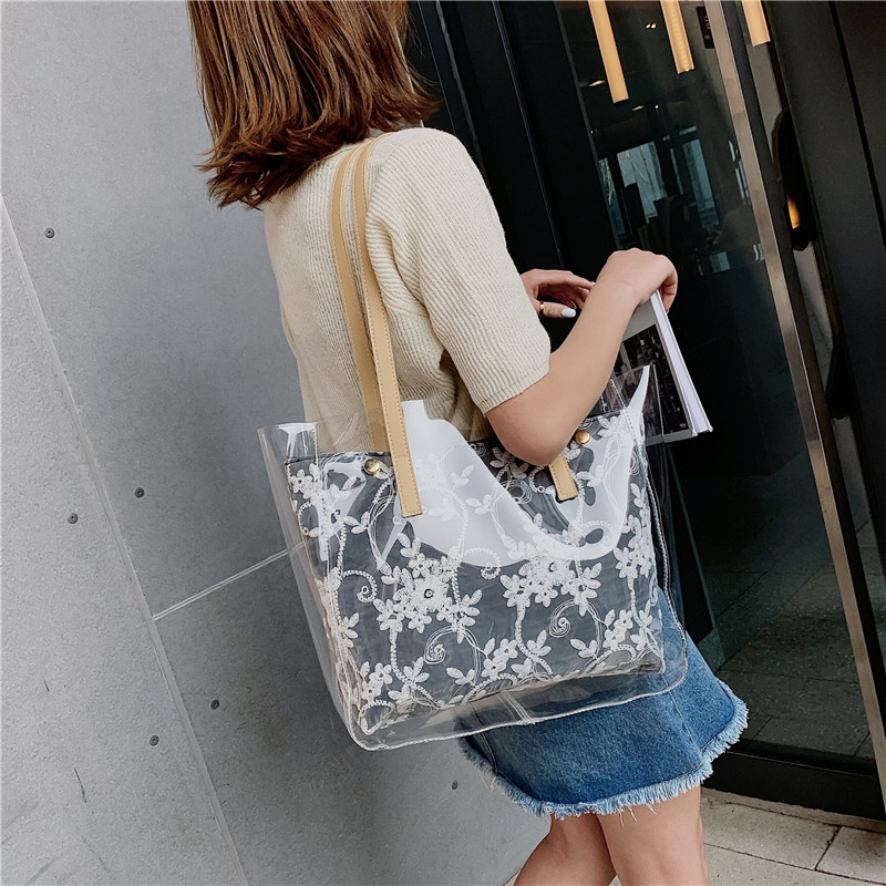 Pvc Bag Embroidery