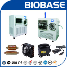 Biobase Samples Temperature -55c ~ +70c Lyophilizer Freeze Dryer