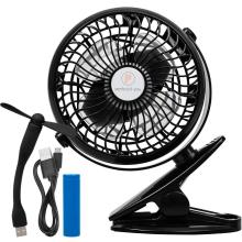Battery Operated Clip On Fan For Baby Stroller