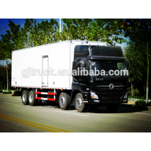 Unidad 8X4 Dongfeng Refrigerador Camión / camión congelador / camión frigorífico / camión enfriador / camión refrigerado / camión refrigerante