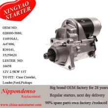 Starter Motor Parts for Case Crawler & Ford Loader (116930A1)