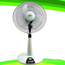 16 pulgadas DC24V soporte ventilador ventilador Solar escritorio ventilador de mesa (FT-40DC-B)