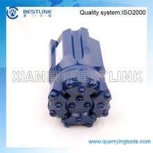 Hot Insert Retrac Type Thread Button Bit for Quarry Drilling
