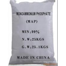 Map Monoammonium Phosphate Fertilizer with Purity 98%