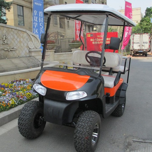 Off Road Gas Power Murah Golf Cart