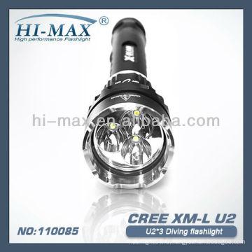 Высокое качество водонепроницаемый дайвинг светодиодный фонарик