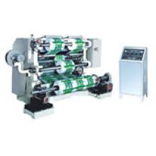 Вертикальная автоматическая машина для продольной резки и перемотки (LFQ-A)