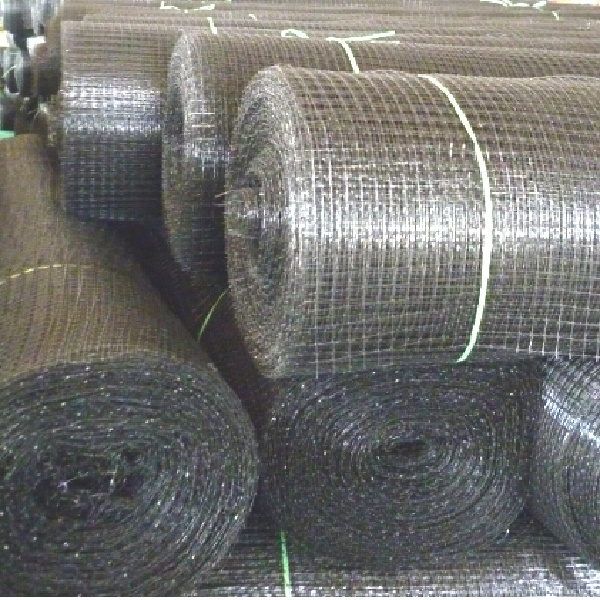 stretched anti mile net roll