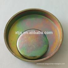 Engine bowl water sealing cover plug