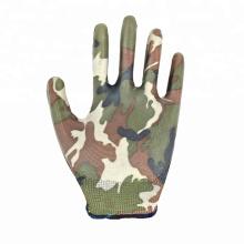 13 Gauge Polyester Washable Women Gardening Gloves for Garden Works