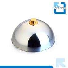 Stainless Steel Dome Food Cover Cover for Kitchen