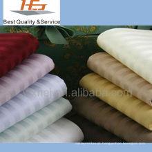 100 tecidos de fio de algodão