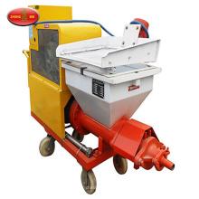 Máquina de enyesado de cemento de pared Máquina de pulverización de yeso de mortero