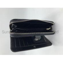 Unisex Zipper Sublimation Large Wallet