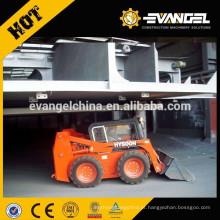 China Mini HYOON Skid Steer Loader HY850 com Attachemts