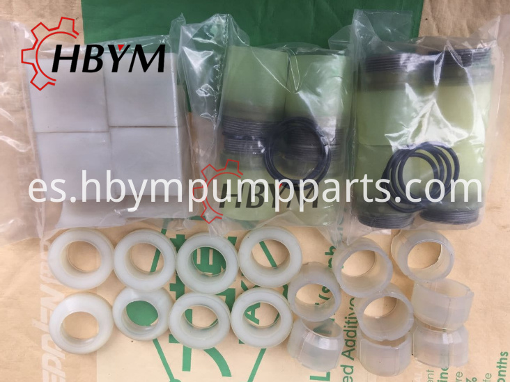 seal kits for sliding valve