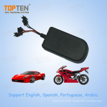 Car GPS Tracker with Waterproof & Free Web Tracking Service (WL)
