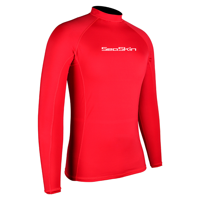 Mens Rash Guard Short Sleeve