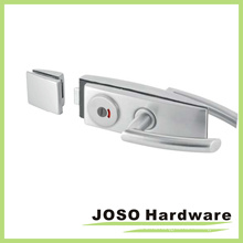 Стеклянный дверной замок с секретным цилиндром (GDL020C-2)