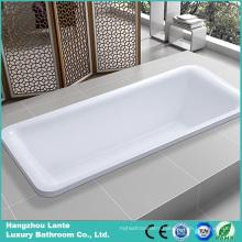 Rectangle Acrylic Bulit -in Bathtub (LT-3P)