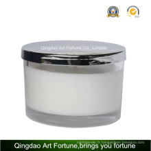 Bougie de cire de soja pour Massage SPA
