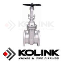 API Staliness Válvula de compuerta de acero