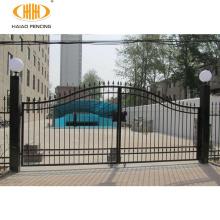 Cheap online shopping decorative double sliding gate