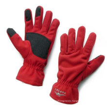 Fleece Fabric Winter Sports Gloves
