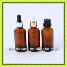 30ml ätherisches Öl bernsteinfarbige Glasflasche