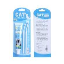 Ensemble de brosses à dents pour animaux de compagnie de soins dentaires pour chiens