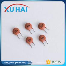 Alta Estabilidad Calidad Garantizada 1/4 W Ceramic Capacitor