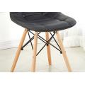 Siège de salle à manger avec chaise en mousse